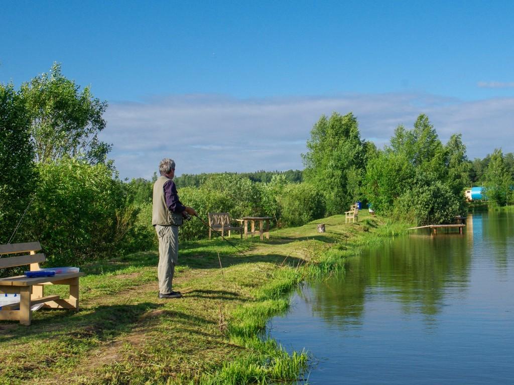 Платная рыбалка в Рузском районе